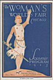 Women's Worlds Fair, 1925 Souvenir Program