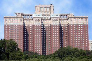 Conrad Hilton Hotel, Chicago, Illinois, site of the National 4-H Congress for 75 years